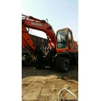 Wholesale used wheel excavator for sale DOOSAN DH140 DH150 DH130 from china suppliers