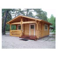 Wholesale Light Weight Outdoor Wooden House Waterproof For Beach With 650*580cm Size from china suppliers