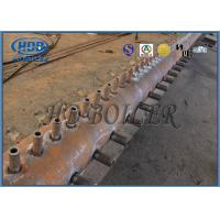 Wholesale Carbon Steel High efficient High Temperature Resistant Header for CFB Boiler for Power Plant from china suppliers