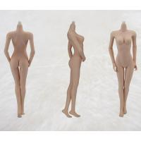 Wholesale 1:6 Semaless Female body  Pink Skin Middle Breast from china suppliers