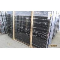 Wholesale A Grade Polished Top Quality Silver Dragon Marble,Black Marble,Cheapest Marble from China from china suppliers