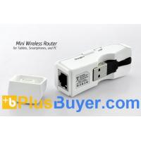 Wholesale Mini Wireless Router - Easy WiFi AP within 5 Seconds from china suppliers