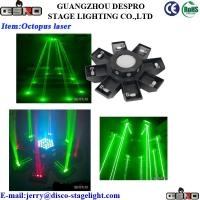 Wholesale Wedding Event Octopus Laser Light , night club light , stage light Equipment from china suppliers