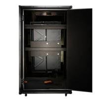 Wholesale Digital 55 Inch Magic Photo Booth , Mirror Photobooth With Flight Case from china suppliers