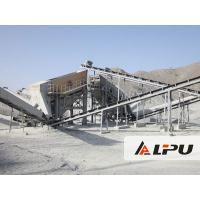 Wholesale Stationary Complete Stone Crushing Plant Equipment With CE IQNet from china suppliers