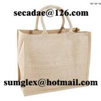Wholesale cotton laundry bags,cotton jute bags,cotton promotional bags from china suppliers