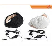 Wholesale Waterproof Cloth Stereo Earmuff Headphones to Listen Telephone, Adjustable and Foldable from china suppliers