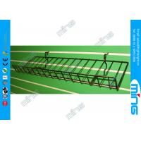 Buy cheap Long Wire Supermarket Retail Store Slatwall Display Shelves for Slatwall Or Gridwall from wholesalers