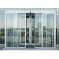 Quality Induction Motorized Sliding Doors Automatic With Frame Or Frameless Frame for sale