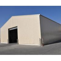 Wholesale Pre Engineered Steel Structure Warehouse , Workshop Single Storey Steel Buildings from china suppliers