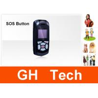 Wholesale GPS cell phone tracker 850mAh TCP UDP SMS cell phone tracker with SOS button 190 hours standby from china suppliers