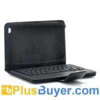 Wholesale Wireless Bluetooth 3.0 Keyboard Case with Kickstand - For 8 Inch Samsung Galaxy Tab 3 from china suppliers