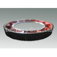 Wholesale Heavy Duty Rotary Kiln Split Girth Gears For Ball Mill / Machine Parts from china suppliers