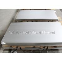 Wholesale 316L Cold Rolled Stainless Steel Sheet 1000mm 1219mm 1500mm Width For Industry from china suppliers