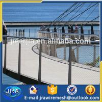Buy cheap 304/316 Flexible Stainless Steel Bridge protecting wire mesh from wholesalers