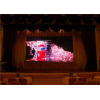 Wholesale HD Indoor LED Video Walls For Advertising Die Casting Aluminum from china suppliers