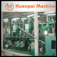 Wholesale turnkey project wheat flour production machinery from china suppliers