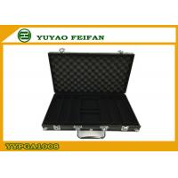 Wholesale Diamond Surface Aluminum Case Poker Set Wooden Case For Poker Chip from china suppliers