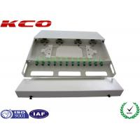 Wholesale Fiber Optic Rack Mount Patch Panels from china suppliers