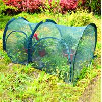 Wholesale 200*100*100cm Easy Shade Cloth Garden , Grow Tunnel Shade Cover For Garden 14KG 210D oxford PA coated, UV50+, 90gsm poly from china suppliers