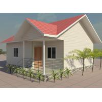Wholesale Prefab Villa , Two Bedroom Modular Homes South Africa For Social Housing Projects from china suppliers