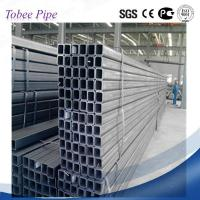 Wholesale Tobee ® Hollow section structural rectangular galvanized square steel tubing from china suppliers