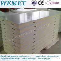 Wholesale 960MM width PU/PIR cold room panel tounge and groove for cold room from china suppliers