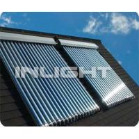 Wholesale PU Foam Coating Heat Pipe Solar Collector Hotel Evacuated Tube Solar Water Heater from china suppliers