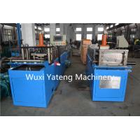 Quality PPGI GI Material Stud And Track Roll Forming Machine 7.5kw CE Certification for sale