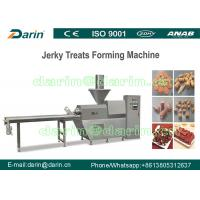 Wholesale 100% Jerky meat Treats Pet Food Production Line , Chicken / mutton dog food production line from china suppliers