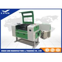 Wholesale Small Size CO2 90W Laser Engraving Machine For Wood / Stone / Glass , CNC Laser Cutter from china suppliers