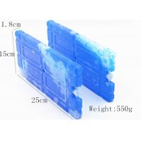 Wholesale High Efficient Blue Cold Gel Thin Long Lasting Ice Packs For Food / Medicine Shipping from china suppliers