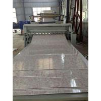 Wholesale PVC imitation marble sheet/board production /extrusion line /making machine from china suppliers