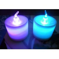 Wholesale variety of colors changing LED tea light candle with remote control from china suppliers