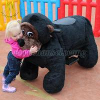 Wholesale Hansel coin operated walking animal ride for mall from china suppliers