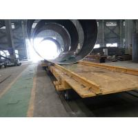 Wholesale 16 t Electric  Rail Guided Motorized Cart for steel element handling from china suppliers
