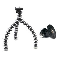 Wholesale Flexible Bendable Tripod + Tripod Mount for GoPro Hero, Hero2, Hero3, Hero3+ & Hero4 from china suppliers
