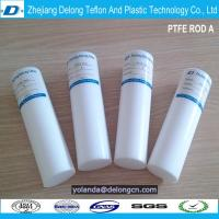 Buy cheap pure virgin white ptfe rod from wholesalers