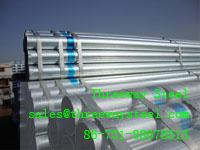 Wholesale Hot Dripped Galvanized Steel Pipe Hollow Section Tube Construction from china suppliers