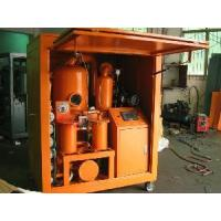 Wholesale Vacuum Transformer Oil Purifier with P. L. C / Waste Managerment from china suppliers