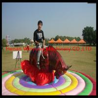 Wholesale Certificates approved high speed amusement mechanical rodeo bull price from china suppliers