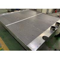Wholesale Heavy Duty Commins Engine air to air heat exchanger, high performance air cooler from china suppliers