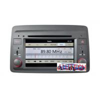Wholesale In Dash Autoradio for Fiat Panda GPS SatNav CD DVD Player Headunit Multimedia fiat panda from china suppliers