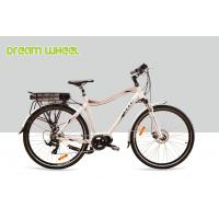 Wholesale 36V 350W Mid Motor Man E Mountain Bike 700C Electric Front Wheel High Performance from china suppliers