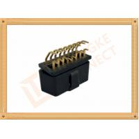 Wholesale PCB Soldered OBDII OBD Diagnostic Connector 16 Pin Male Connector SOM019A from china suppliers