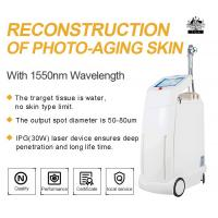 Wholesale Erbium Glass Fractional Laser Resurfacing For Cheek Wrinkle Removal , Acne Scars Removal 1550nm Laser from china suppliers