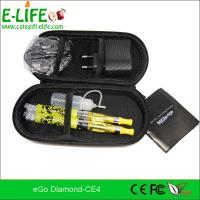 Wholesale eGo ce4 starter kits with diamond eGo battery from china suppliers