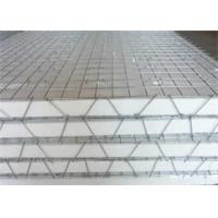 Wholesale High Tensile Strength 3D Welded Galvanized Wire Mesh Panels For Construction from china suppliers