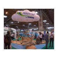 Wholesale Trade Show Inflatable Cloud Custom Shaped Balloons Damp Proof With Company Logo from china suppliers