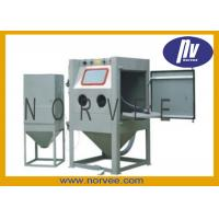 Wholesale Commercial Fixed Wheel Box Commercial Sandblasting Equipment For Stone Carvings / Rims from china suppliers